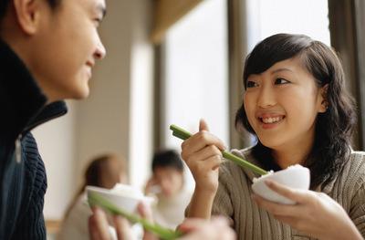台灣人吃飯