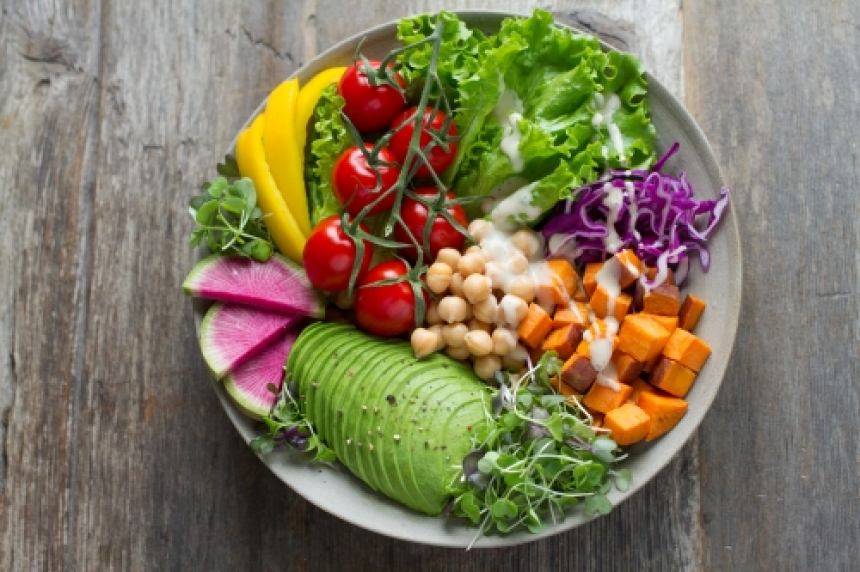 為什麼你的身體適合吃蔬食?