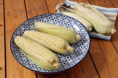 有機糯玉米